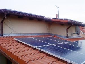 fotovoltaika na rodinnom dome